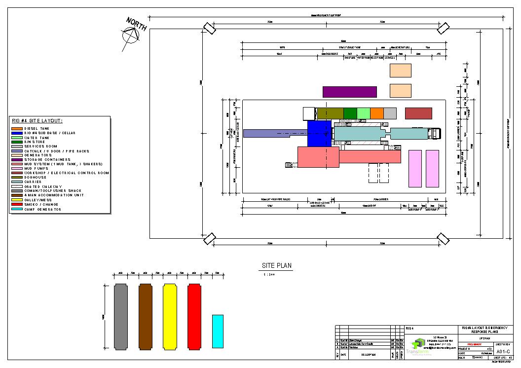 2 Site Plan