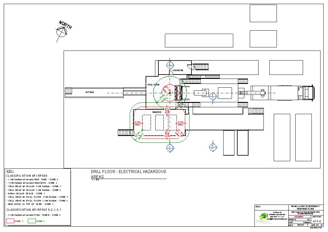 6. Drill Floor Electrical Hazard