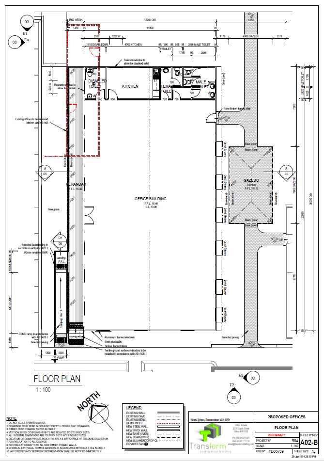 3. Floor Plan
