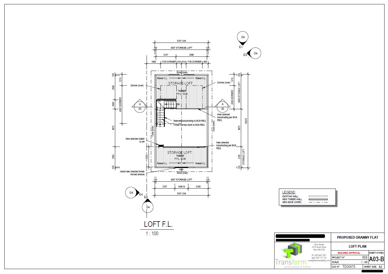 4 First Floor Plan