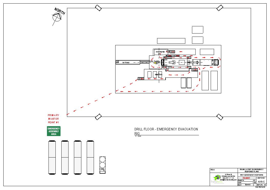 4. Drill Floor Emergency Evacuation