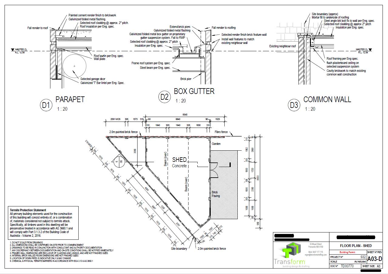 4. Floor Plan Details